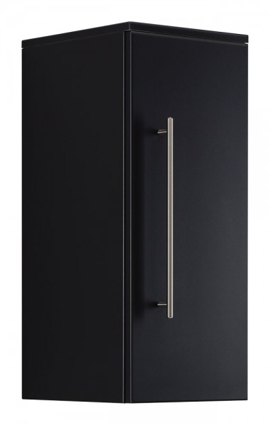 Aurum-M Bathroom Cabinet Black Semi-Gloss