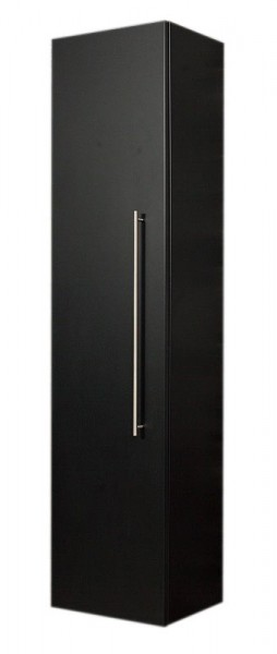 Full Length Cabinet M Black Semi-Gloss
