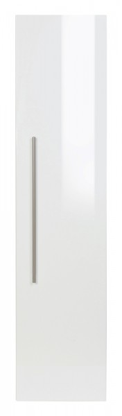 Full Length Cabinet M White High Gloss