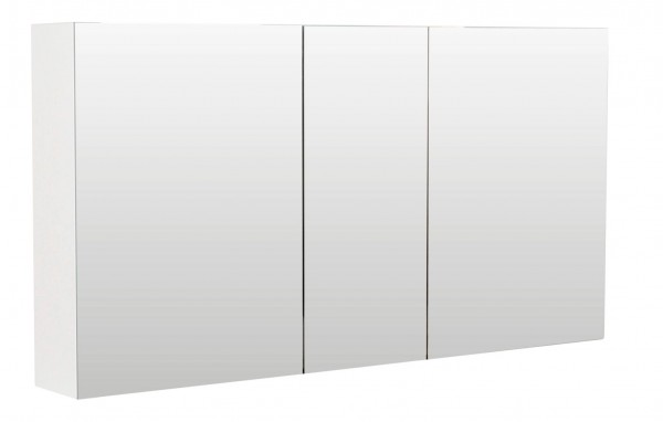 Premium 47 inches Medicine Cabinet White High Gloss