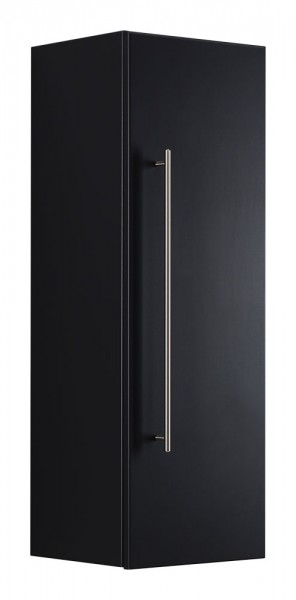 Full Length Cabinet S Black Semi-Gloss