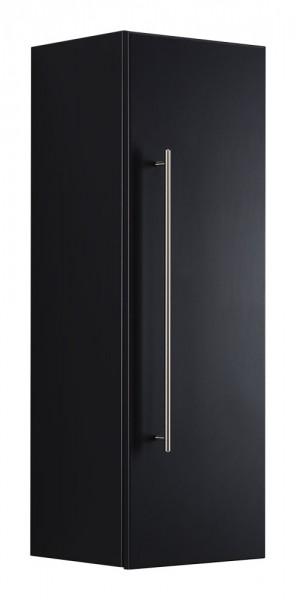 Full Length Cabinet S Black Semi-Gloss