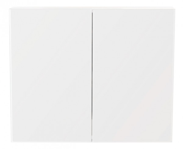 Medicine Cabinet basic 29.5 inches White High Gloss