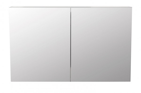 39.3 inches Medicine Cabinet basic Anthracite Semi-Gloss