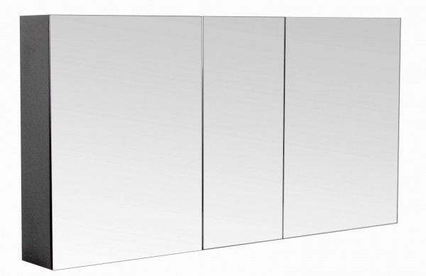 Premium 47 inches Medicine Cabinet Anthracite Semi-Gloss