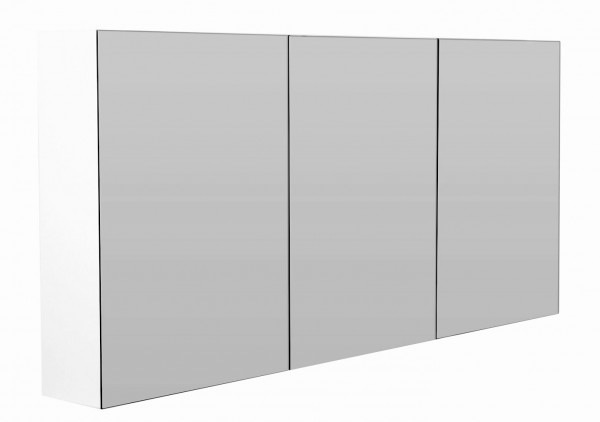 Premium 54 inches medicine Cabinet White High Gloss